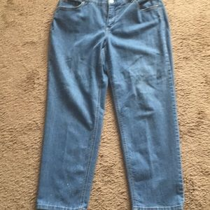 """Pre-Owned """"Just My Size"""" Classic Fit Blue Jeans"""